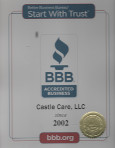 Castle Care 2002 BBB Plaque3
